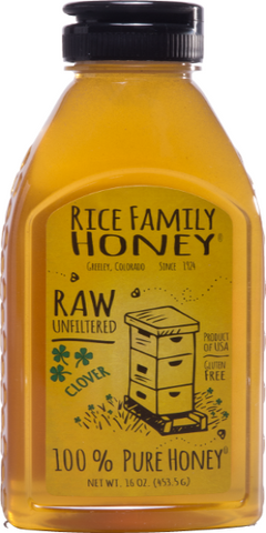 CLOVER HONEY case