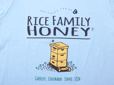 Rice Family Honey Hive T-Shirt