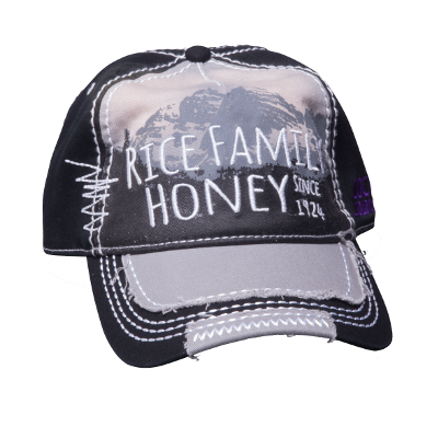 Rice Family Honey Local Colorado Cap