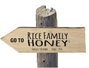 Rice Family Honey