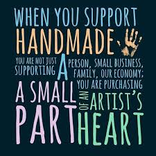 S.L.H.A. - Supporting Local Handmade Artisans – Sewing Seeds of Love Studio