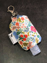Load image into Gallery viewer, Keyring Hand Sanitizer Holder Pattern