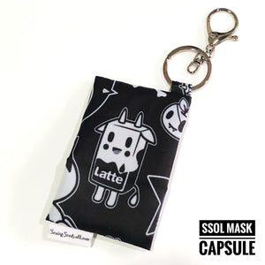Mask Capsule - King's Court