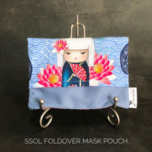 Load image into Gallery viewer, SSOL Foldover Mask Pouch (FREE!)