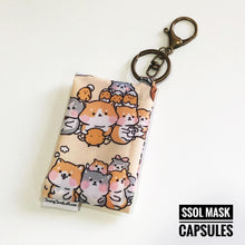 Load image into Gallery viewer, Mask Capsule - Kawaii Shiba Inu