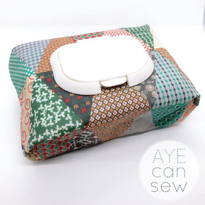 Angsana 2-in-1 Wet & Dry Tissue Holder Pattern