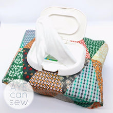 Load image into Gallery viewer, Angsana 2-in-1 Wet & Dry Tissue Holder Pattern