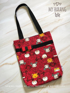 Seedlings 101 - Barang Tote Workshop