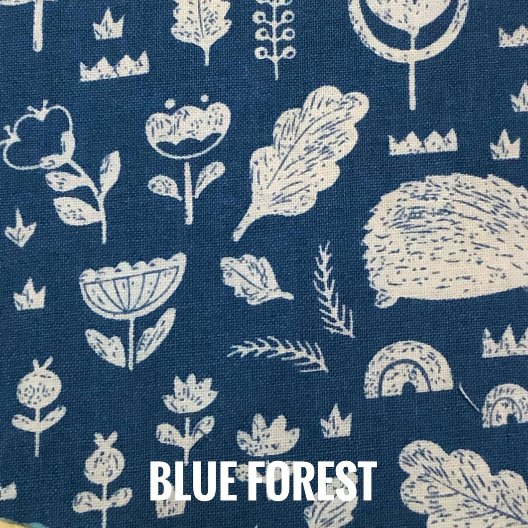 SSOL3DMasks Kit - Blue Forest