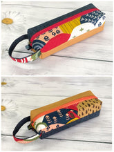 Load image into Gallery viewer, Seedlings 102 - Double Decker Pencil Pouch Workshop