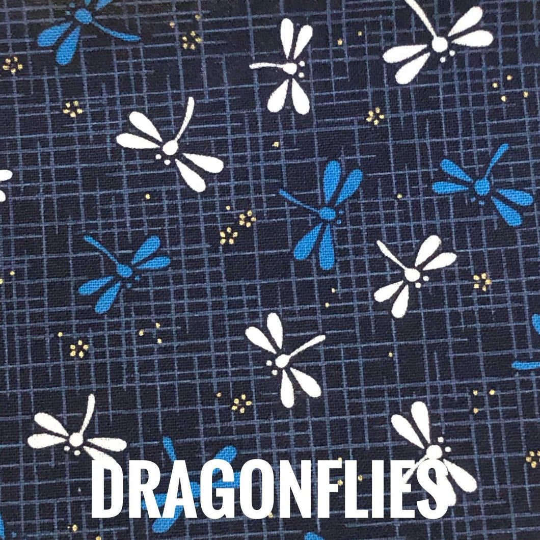 SSOL3DMasks Kit - Dragonflies