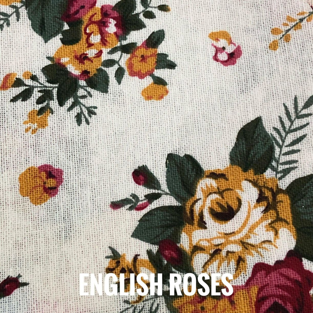 SSOL3DMasks Kit - English Roses