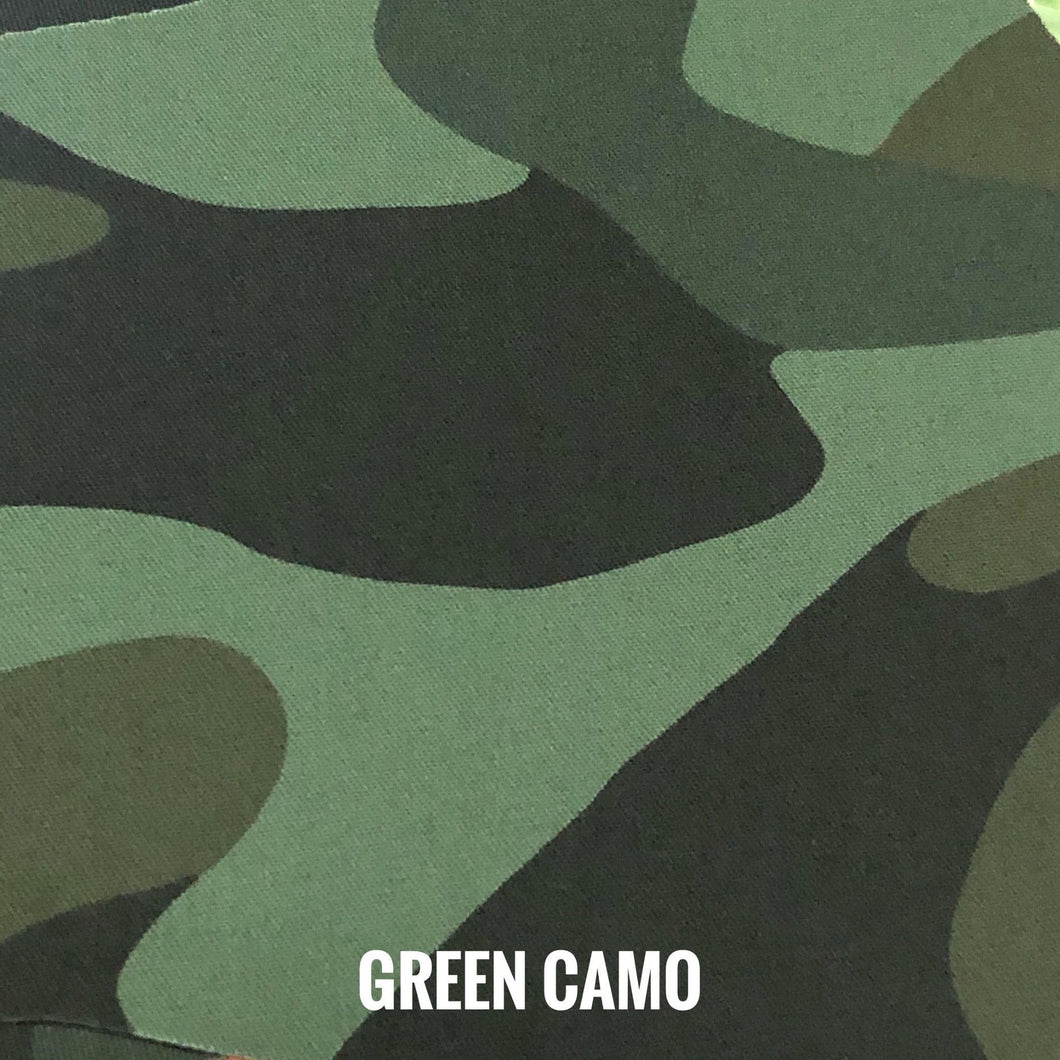 SSOL3DMasks Kit - Green Camo