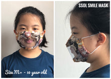 Load image into Gallery viewer, SSOL Smile Mask Pattern (FREE!)