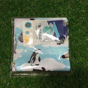 2-in-1 Wet & Dry Kit - Light Blue Penguin