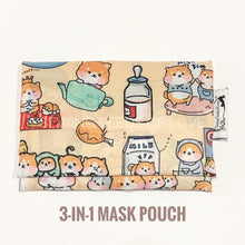 Load image into Gallery viewer, 3-in-1 Mask Pouch Pattern