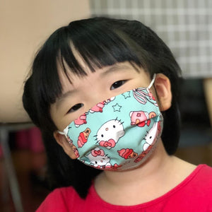 SSOL Peekaboo Pleated Mask Pattern (FREE!)