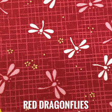 Load image into Gallery viewer, SSOL3DMasks Kit - Red Dragonflies