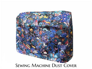 Sewing Machine Dust Cover Pattern (FREE!)