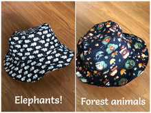 Load image into Gallery viewer, Seedlings 102 - Reversible Bucket Hat Workshop