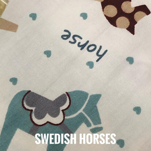 SSOL3DMasks Kit - Swedish Horses