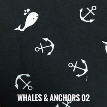 Load image into Gallery viewer, SSOL3DMasks Kit - Whales & Anchors 02