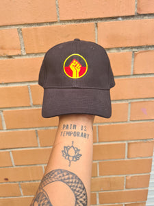 """Aboriginal Strength"" Cap"