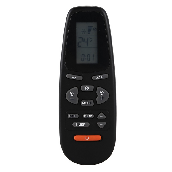 Replacement Air Conditioner Remote for Emailair Model: RC-5 | Remotes Remade | Emailair