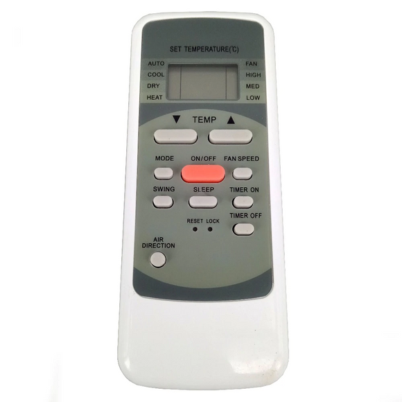 Replacement Remote for ComfortStar - Model: RG51