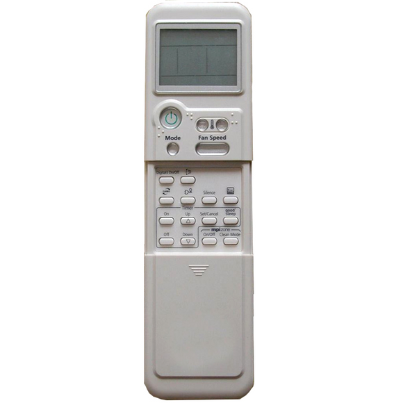 Air Conditioner Remote for Samsung Model: ARH1362 | Remotes Remade | Samsung