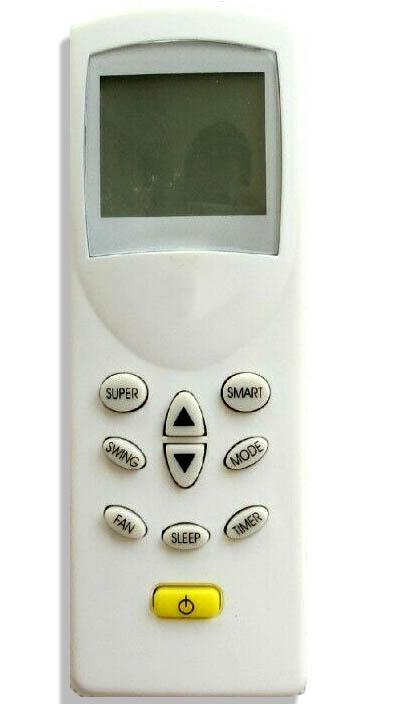 Whirlpool AC Remote DG11 Model