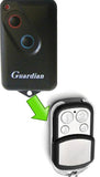 Guardian 2211L Alternative Remote