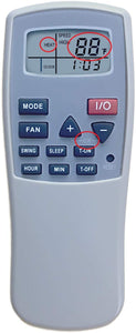 Replacement Air Con Remote for Danby - Model: DPA | Remotes Remade | Soleus
