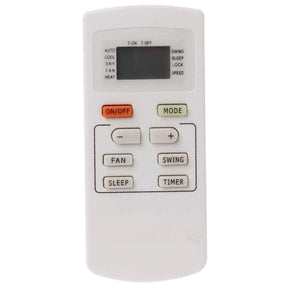 Replacement Remote for AIR-CON - Model: ACZ