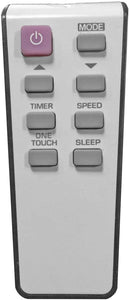 Replacement AC Remote for SPT  - Model: WA
