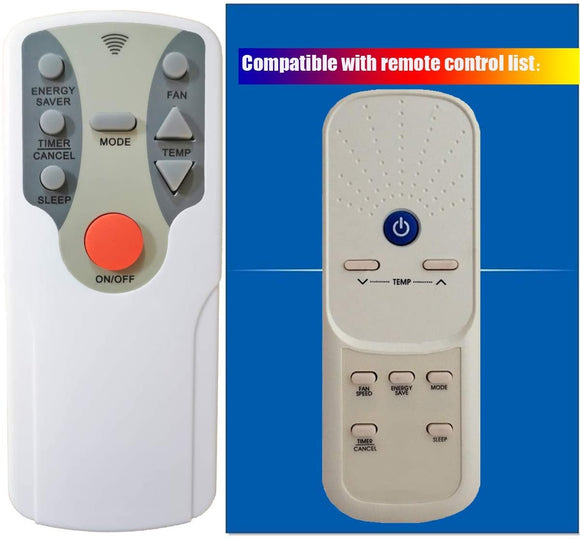 Replacement Remote for Daewoo - Model: 311