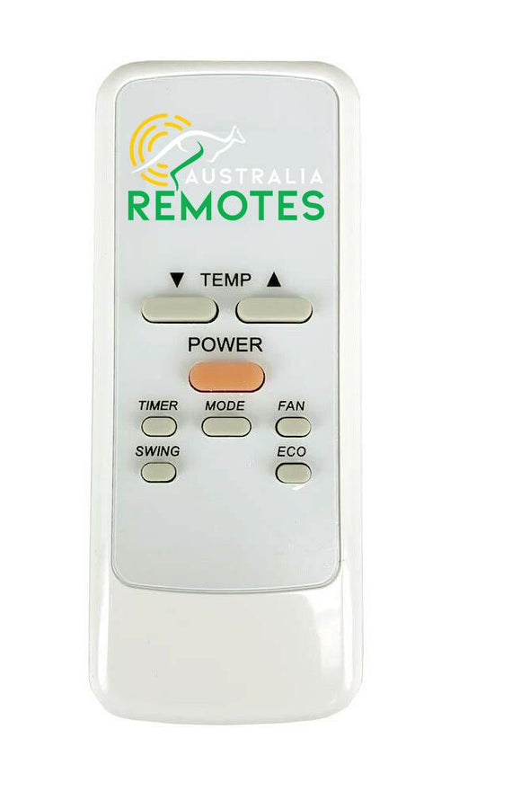 Replacement Air Con Remote for GE General Electric Model: R031E