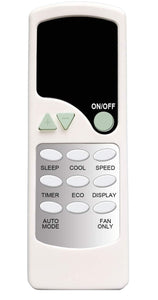 Replacement Remote for Emerson Quiet Kool- Model: EAR