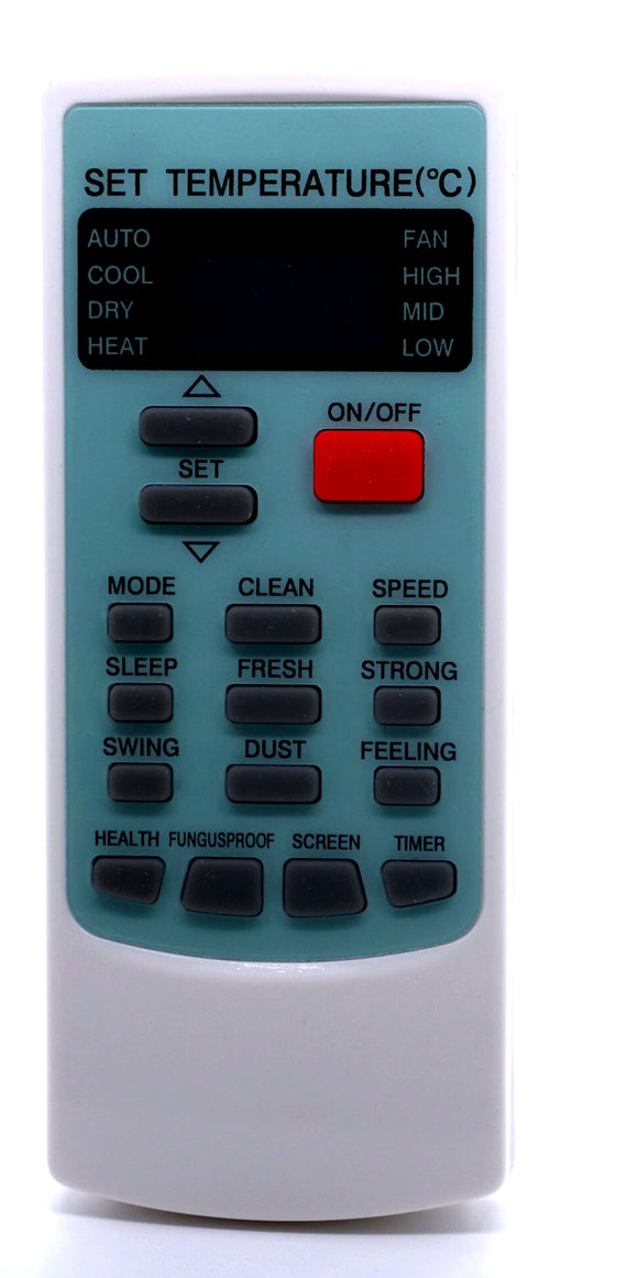Air Con Remote Controller for Aux Air Conditioners