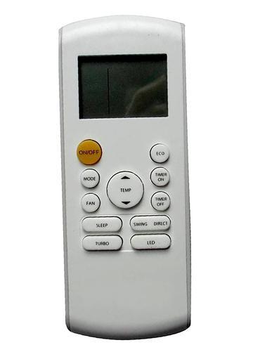Replacement Remote for Midea - Model: RG5