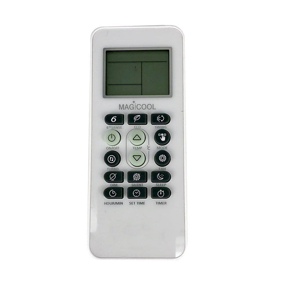 Air Conditioner Remote for Whirlpool Model DLX5S