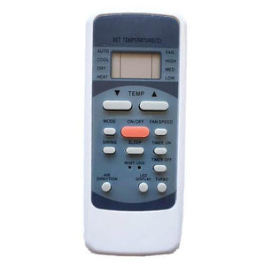 Replacement Remote for Midea AC Remote , R51K/BGCE