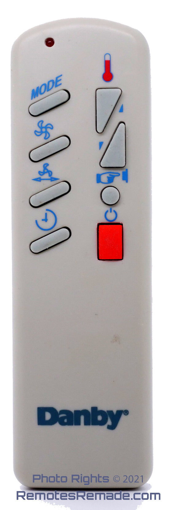 AC remote for Danby Air Conditioners Fans