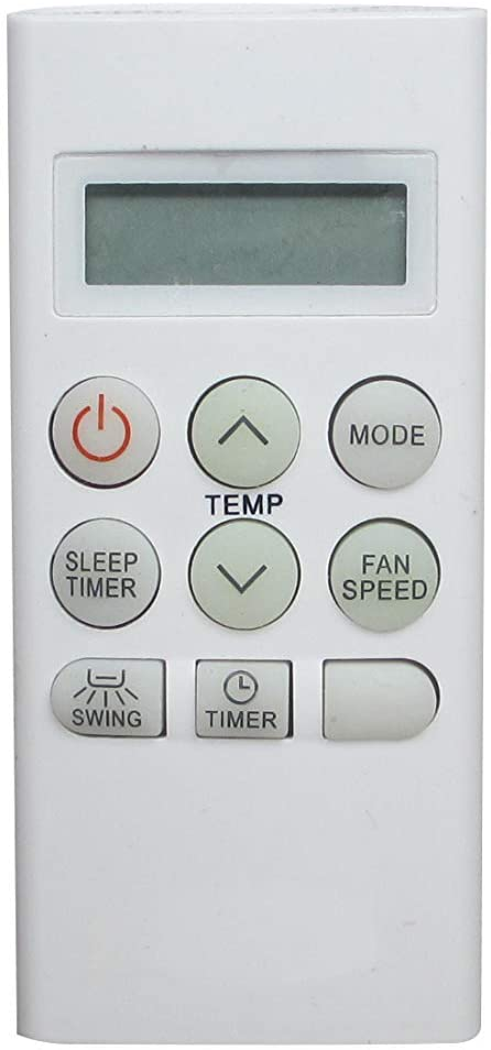 Air Conditioner Remote: for Friedrich EP* Models.