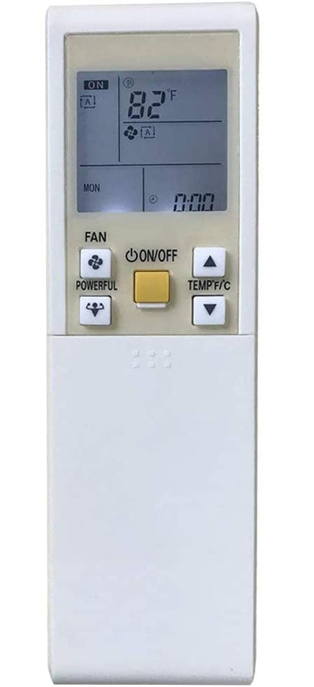 Replacement Air Con Remote for Daikin Model: ARC452 A4 | Remotes Remade | Daikin