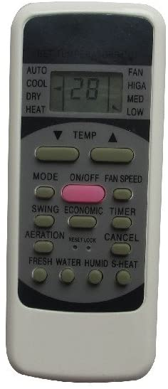 Air Con remote for Invest - Model : BG* | Remotes Remade | invest