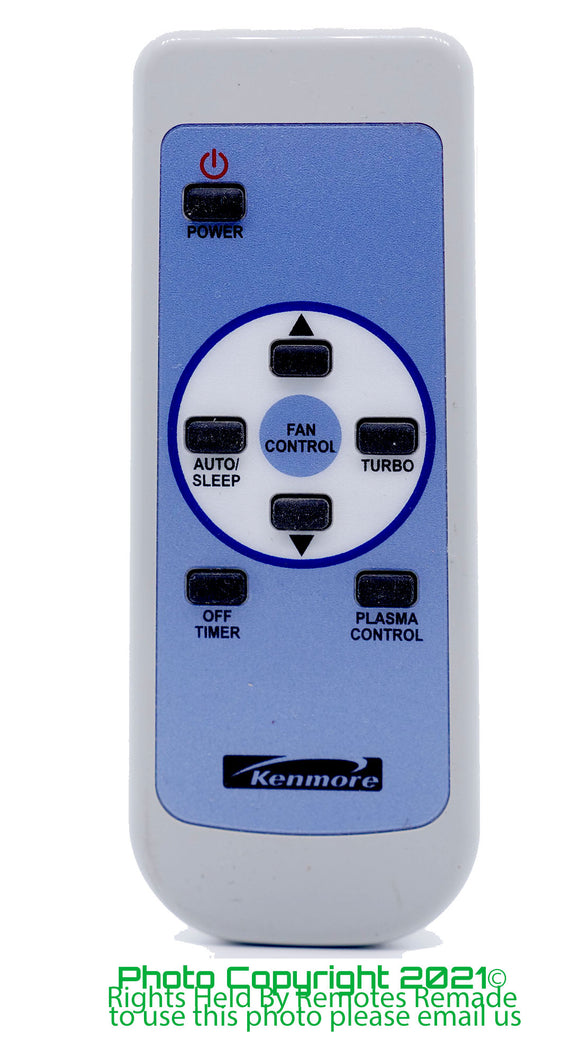 AC Remote for Kenmore