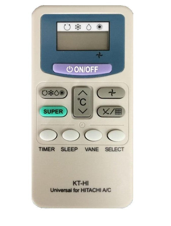 Hitachi RAR Remote