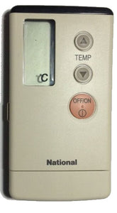 Replacement Remote for Panasonic National - Model: A75C613 | Remotes Remade | National, Panasonic