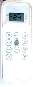 Midea Air Conditioner Remote Control